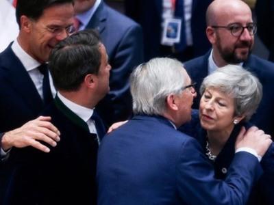 Παράταση μέχρι τις 22 Μαΐου για το Brexit συμφώνησαν οι Ευρωπαίοι ηγέτες