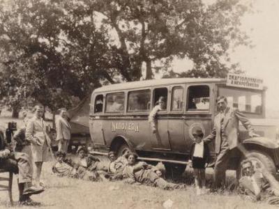 """Το Αστικό ΚΤΕΛ της Πάτρας έχει ...""""την δική του ιστορία"""" - Τα ευτράπελα και οι λεωφορειάδες τα πρώτα χρόνια!"""