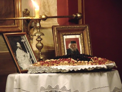 Απόψε στο ναό της Ευαγγελίστριας ιερά αγρυπνία & μνημόσυνο για τον Πατρινό Ιερόθεο Τσαντίλη