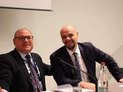 Ο Παναγιώτης Αναστασόπουλος της Πατρινής p-consulting εκπρόσωπος του EfVET στο ET2020 Working Group Καινοτομίας και Ψηφιοποίησης