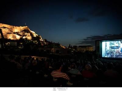 """Με θέα την Ακρόπολη έγινε η πρεμιέρα του """"Αναζητώντας τον Χέντριξ"""" στο σινέ Paris στην Αθήνα -ΔΕΙΤΕ ΦΩΤΟ"""