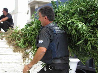 Πέντε συλλήψεις για εμπορία μεγάλων ποσοτήτων ναρκωτικών στη Δυτική Ελλάδα