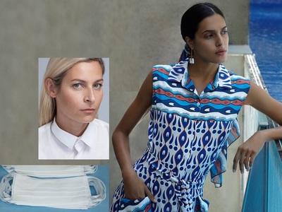 Μάσκες για το Νοσοκομείο Αγίου Ανδρέα από το πατρινό fashion brand «The Artians»