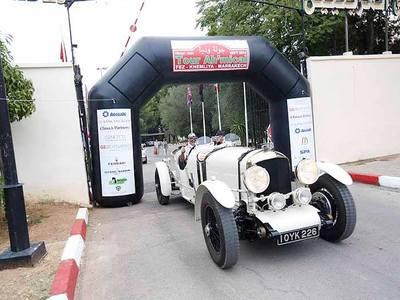 Δεκάδες ιστορικά αυτοκίνητα αναμένονται στην Πάτρα (ΦΩΤΟ)
