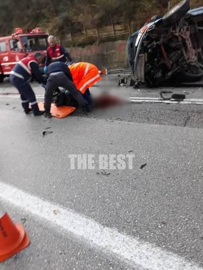 Τραγικό Τέλος: Άλλοι 2 νέοι Νεκροί στην άσφαλτο[Σοκαριστικές Εικόνες]