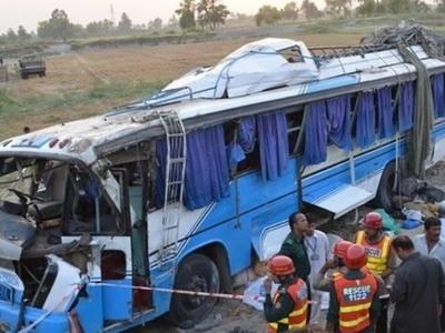 Τουλάχιστον 60 νεκροί από σύγκρουση δύο λεωφορείων στη Γκάνα