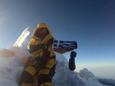 Οι δυο Έλληνες ορειβάτες που κατέκτησαν ...