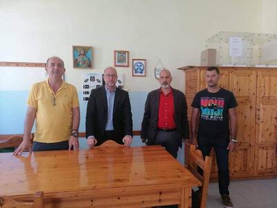 Η Περιφέρεια προσέφερε γάντια, μάσκες και αντισηπτικά στις φυλακές της Πάτρας