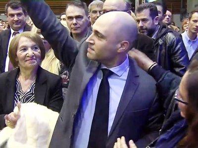 Ο Μπογδάνος κόπηκε από τα ψηφοδέλτια της ΝΔ και στο Twitter κάνουν πάρτι!