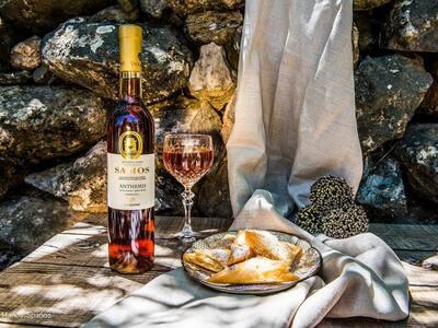 Πολύτιμα και χρυσά τα κρασιά της Σάμου