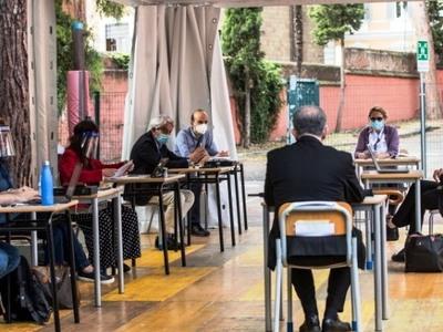 Ιταλία: Καταγράφηκε ο χαμηλότερος αριθμό...