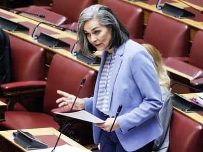 Σοφία Σακοράφα: Η χαμένη ευκαιρία της Συνταγματικής Αναθεώρησης