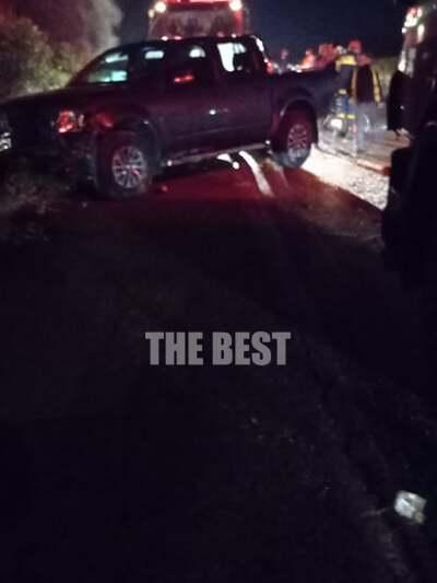 Πάτρα: Καραμπόλα 4 οχημάτων στην E.O. Πατρών-Πύργου στο ύψος των Βραχνεΐκων- Ένας τραυματίας (photos)