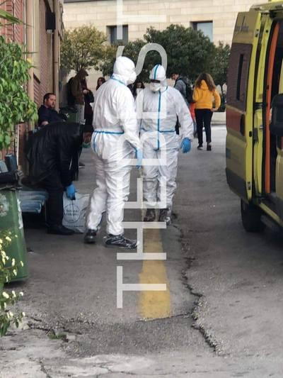 Πάτρα: Ήρθε από Ιταλία, είχε πυρετό στο ΚΤΕΛ και κλήθηκε το ΕΚΑΒ - Στο Ρίο να εξεταστεί για κορωνοϊό