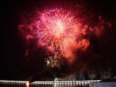 Πάτρα: Τα πυροτεχνήματα φώτισαν τον ουρανό στην τελετή λήξης του καρναβαλιού – ΔΕΙΤΕ ΒΙΝΤΕΟ