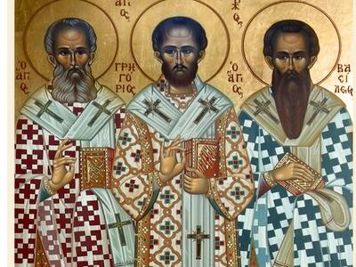 Οι Τρεις Ιεράρχες εορτάστηκαν & στο ...