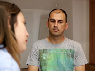 Ο 35χρονος Δημήτρης, πρώην χρήστης μοιρά...