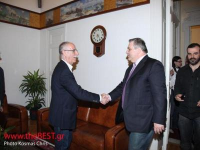 Πάτρα:Να ανασταλεί η εκκαθάριση είπε για την Αχαϊκή ο Χάρης Καστανίδης - Στις 8.30η ομιλία του σε κεντρικό ξενοδοχείο