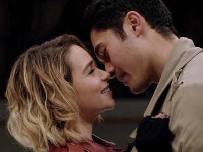 """""""Τσίμπησε"""" πάνω από 15.000 θεατές στην πρεμιέρα της η ρομαντική κομεντί """"Last Christmas"""""""