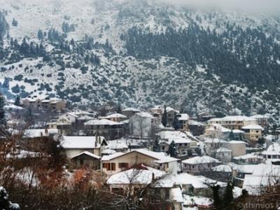 Γνωρίστε τα χωριά του Παρνασσού- Η σταρ... Αράχοβα και η αντιστάρ Αγοριανή