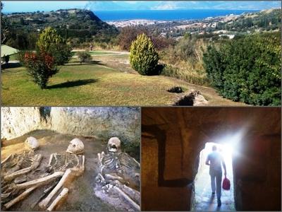 Πάτρα: Βόλτα στο Μυκηναϊκό Νεκροταφείο της Βούντενης- ΔΕΙΤΕ τους ασύλητους τάφους και την πανέμορφη θέα- ΦΩΤΟ & ΒΙΝΤΕΟ