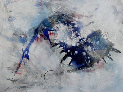 Έκθεση ζωγραφικής του Νίκου Πρέσσα στο Πολύεδρο