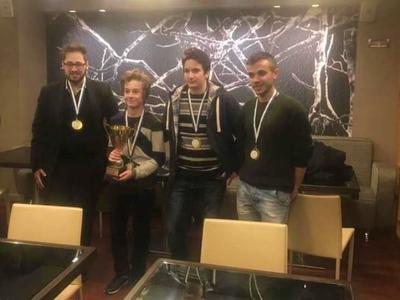 «Πλώρη» για το Final Four η ομάδα σκάκι της ΕΑΠ-ΦΩΤΟ