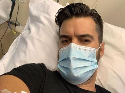 Στο Νοσοκομείο ο ηθοποιός Γιάννης Τσιμιτ...