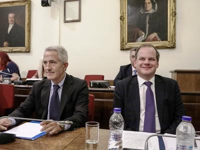 ΚΙΝΑΛ κατά Σπηλιόπουλου για τον διορισμό του στον ΟΣΕ- Πέρασε από την Επιτροπή