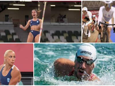 Ολυμπιακοί Αγώνες: Ο απολογισμός των Ελλ...