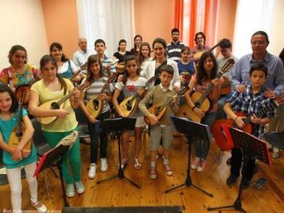 Δοκιμές στην Προπαιδική και Παιδική Χορωδία και Χορωδία Νέων από την Πατραϊκή Μαντολινάτα