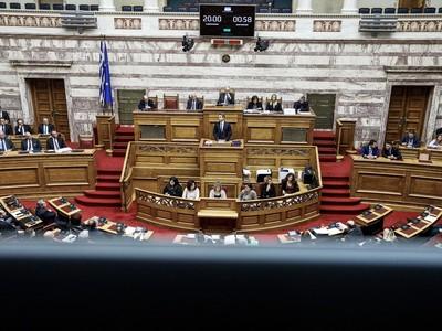 Με τις ψήφους της ΝΔ και της Ελληνικής Λ...