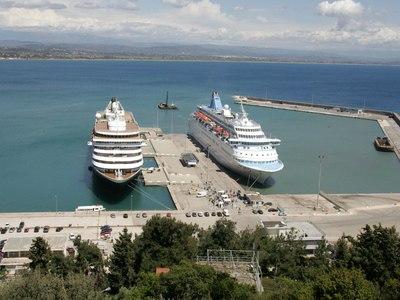 Το Κατάκολο στα πέντε από τα βασικά λιμάνια της Ελλάδας για τα κρουαζιερόπλοια της TUI