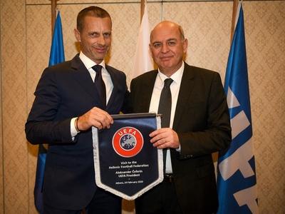 Κλειδάριθμος της ΟΥΕΦΑ για αποφυγή Ελλην...