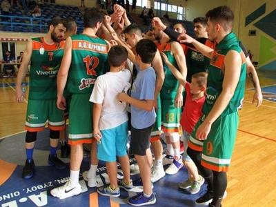 Στην Α2 Εθνική μπάσκετ το Αγρίνιο