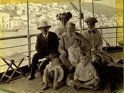 Η οικογένεια Μόρφυ στην Πάτρα - 200 χρόνια παρουσίας της ιστορικής οικογένειας στην πόλη