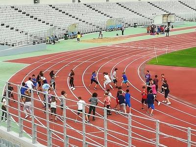 Στο Παμεπλοποννησιακό γιορτάστηκε και φέτος η 6η Πανελλήνια Ημέρα Σχολικού Αθλητισμού - ΦΩΤΟ