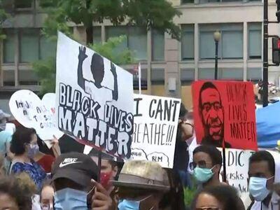 Σείεται η Ουάσινγκτον από τις διαδηλώσεις - ΒΙΝΤΕΟ