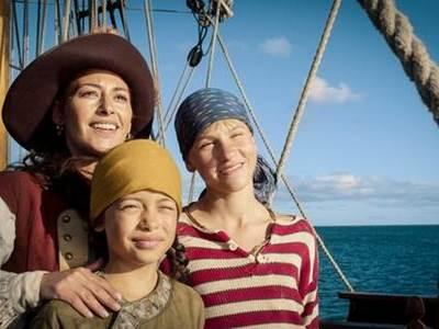 """Από 27 Φεβρουαρίου στις Ελληνικές αίθουσες η οικογενειακή ταινία από τη Νορβηγία """"Ο Πίνκι και οι πειρατές"""""""
