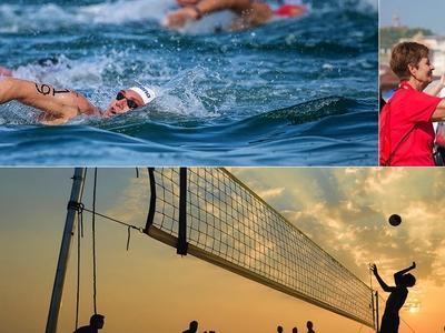 Αυξημένη συμμετοχή στους Μεσογειακούς Παράκτιους Αγώνες
