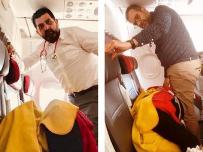 Πώς οι Αιγιώτες γιατροί κράτησαν στη ζωή 54χρονη, που υπέστη ανακοπή στο αεροπλάνο - ΗΧΗΤΙΚΟ