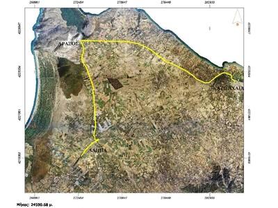 Συντήρηση του οδικού άξονα  Κάτω Αχαΐα – Αεροδρόμιο Αράξου – Λάππα