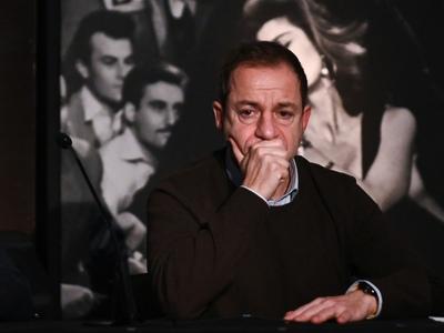 Δημήτρης Λιγνάδης: Στην... έπαλξη του γραφείου μου, όσο μου επιτρέπεται