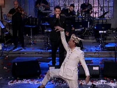 """Ο Γαβαλάς χορεύει τον """"Μπαλαμό""""..."""