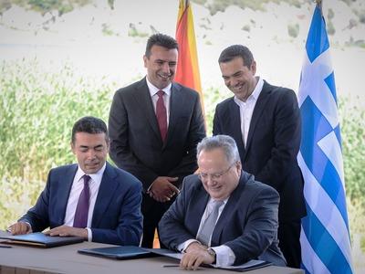 ΣΥΡΙΖΑ: Δικαιώνεται η πολιτική μας με τη Συμφωνία των Πρεσπών