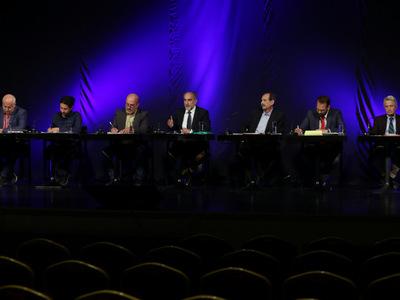 Δείτε το debate των υποψήφιων Περιφερειαρχών Δυτικής Ελλάδας - ΒΙΝΤΕΟ