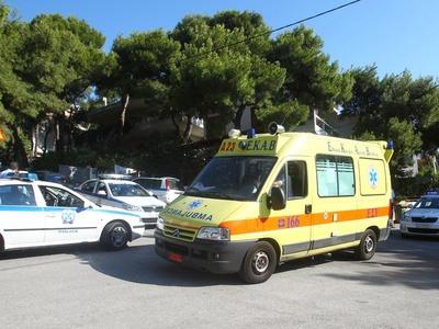 Ναύπακτος-ΕΚΤΑΚΤΟ: Άνδρας βρέθηκε νεκρός...