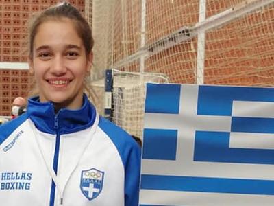 Άθλος: Η Αντωνία Γιαννακοπούλου στον τελ...