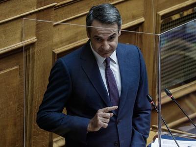 Κυρ. Μητσοτάκης: Το σημερινό νομοσχέδιο ...
