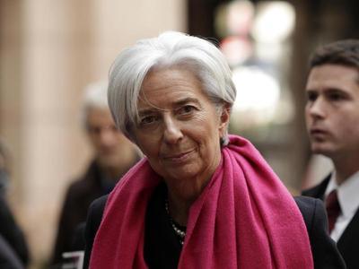 ΔΝΤ: Η διεθνής οικονομία δεν διέφυγε οριστικά τον κίνδυνο